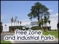 Free Zone and Industrial Parks